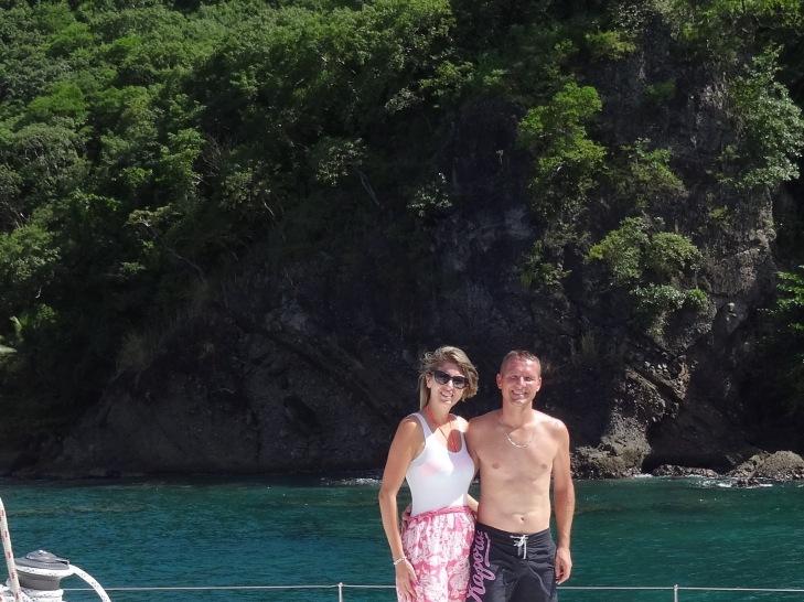 Iles grenadines Sainte Lucie