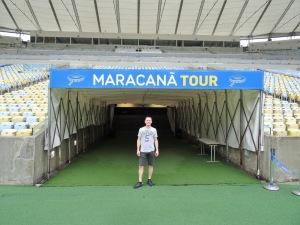 Maracana by Gaël Besseau