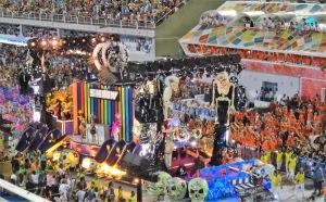 Rio carnaval by Gaël Besseau