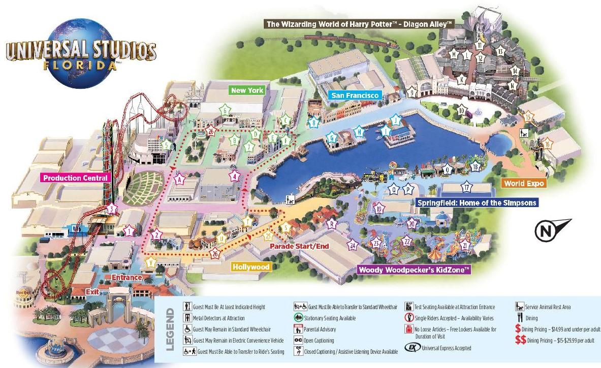 Floride Orlando Universal By Gael Besseau