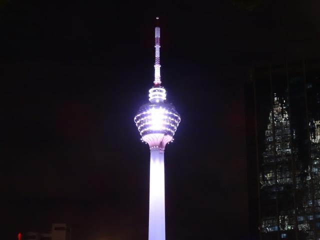 Malaisie Kuala Lumpur Menara Tower by Gael Besseau
