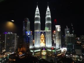 Malaisie Kuala Lumpur Petronas Towers by Gael Besseau