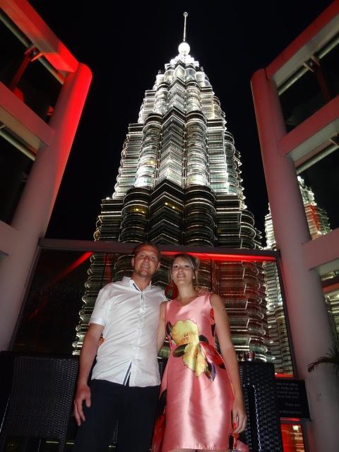 Malaisie Kuala Lumpur rooftop Marini's 57 by Gael Besseau